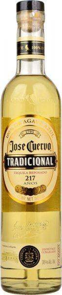 Jose Cuervo Tradicional Reposado Tequila 50cl