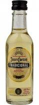 Jose Cuervo Tradicional Reposado Tequila Miniature 5cl