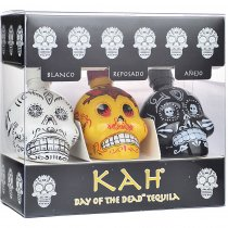 Kah Tequila Miniature Gift Pack 3 x 5cl