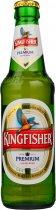 Kingfisher Premium Lager Beer 330ml Bottle