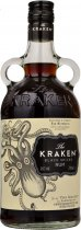 Kraken Black Spiced Rum 70cl