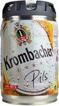 Krombacher Pils Lager Mini Keg 5 litre