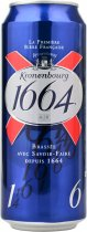 Kronenbourg 1664 Premium Lager 440ml CAN