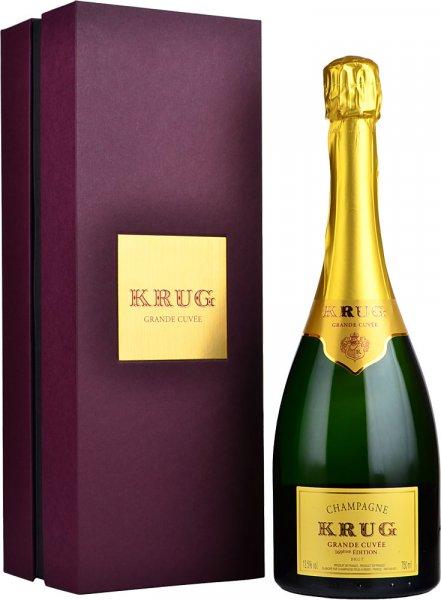 Krug Grande Cuvee NV Champagne 75cl in Krug Box