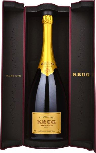 Krug Grande Cuvee NV 166th Edition Champagne Magnum 1.5 litre in Box
