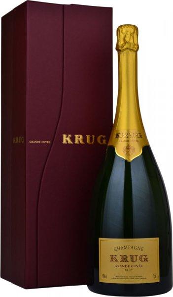 Krug Grande Cuvee NV Champagne Magnum (1.5 litre) in Krug Box