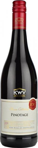 KWV Pinotage Red 2019 75cl