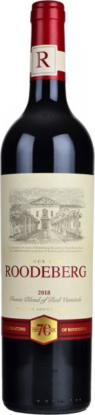 KWV Roodeberg Red 2018/2019 75cl
