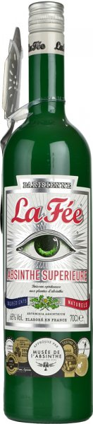 La Fee Parisienne Absinthe (68%) 70cl + Absinthe Spoon