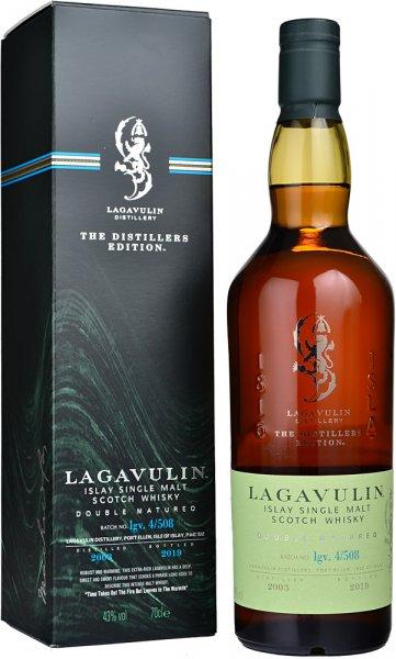 Lagavulin Distillers Edition 2003 Single Malt Whisky 70cl