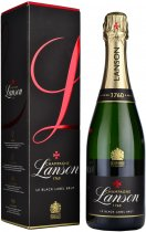 Lanson Black Label Brut NV Champagne 75cl in Branded Box