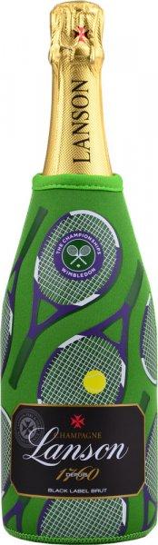 Lanson Black Label Brut NV Champagne 75cl Wimbledon Edition