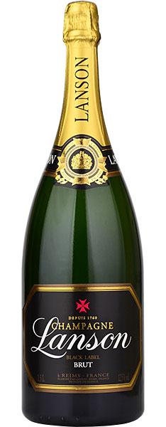 Lanson Black Label Brut NV Champagne Magnum (1.5 litre)