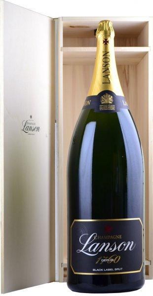 Lanson Black Label Brut NV Champagne Nebuchadnezzar (15 litre)