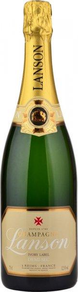 Lanson Ivory Label Demi-Sec NV Champagne 75cl