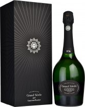Laurent Perrier Grand Siecle Brut NV Champagne 75cl in Branded Box
