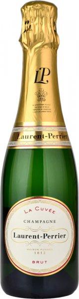 Laurent Perrier La Cuvee Brut NV Champagne 37.5cl