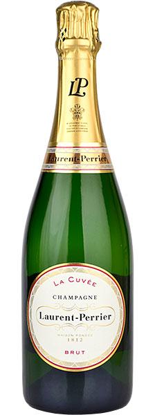 Laurent Perrier La Cuvee Brut NV Champagne 75cl