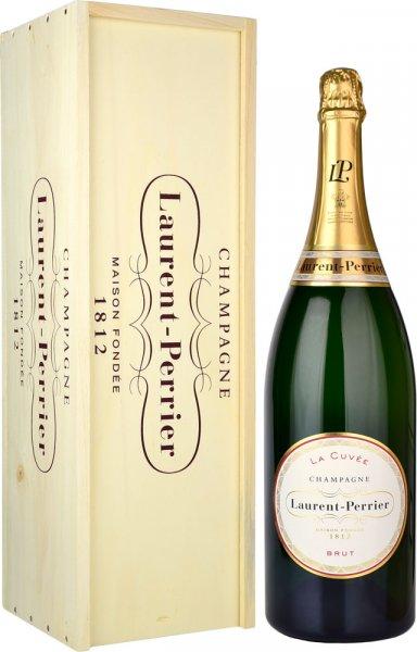 Laurent Perrier La Cuvee Brut NV Champagne Jeroboam (3 litre)