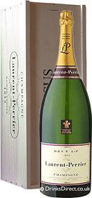 Laurent Perrier La Cuvee Brut NV Champagne Methuselah (6 litre)