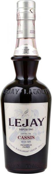 Lejay Original Creme De Cassis 18% (Blackcurrant) 35cl