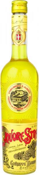 Liquore Strega Italian Herb Liqueur (Guiseppe Alberti) 70cl