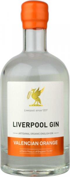 Liverpool Gin Valencian Orange 70cl