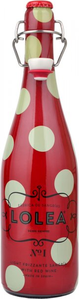 Lolea No.1 Sangria Red 75cl