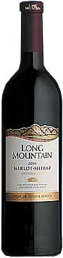 Long Mountain Merlot Shiraz 2003 75cl