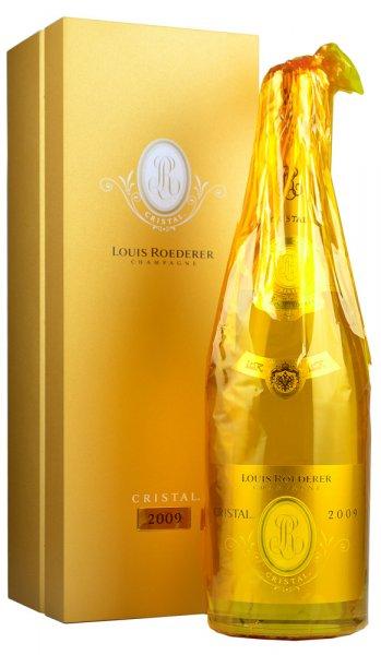 Louis Roederer Cristal 2009 Champagne Magnum (1.5 litre) in Box
