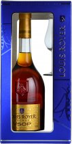Louis Royer VSOP Cognac 70cl with Glass Gift Pack