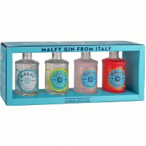 Malfy Gin Miniature Gift Pack 4 x 5cl