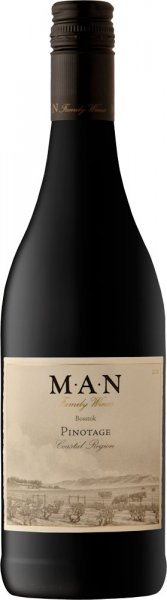 Man Family Wines Bosstok Pinotage 2018/2019 75cl