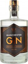 Manchester Gin (42%) 50cl