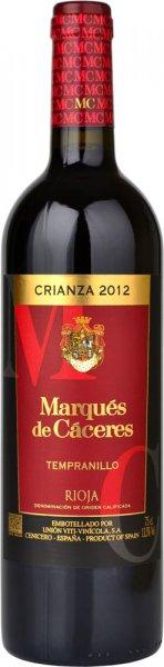 Marques de Caceres Crianza Rioja 75cl