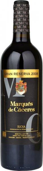 Marques de Caceres Gran Reserva Rioja 2008/2009 75cl