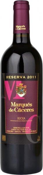 Marques de Caceres Reserva Rioja 2011 75cl