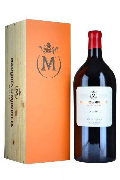 Marques De Murrieta Tinto Reserva Rioja 2015 5 litre