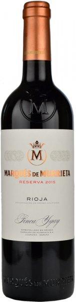 Marques De Murrieta Tinto Reserva Rioja 2015/2016 75cl