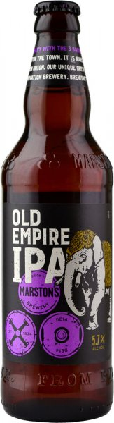 Marstons Old Empire Ale 500ml Bottle