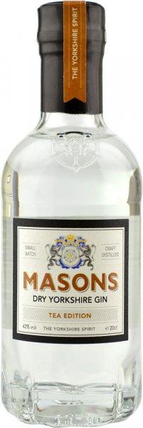 Masons Dry Yorkshire Gin - Tea Edition 20cl