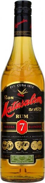 Matusalem Solera 7 Rum 70cl