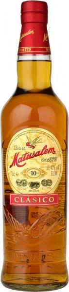 Matusalem Clasico Solera 10 Rum 70cl