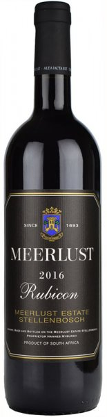 Meerlust Rubicon 2016 75cl