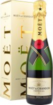 Moet & Chandon Brut NV Champagne 37.5cl in Branded Box