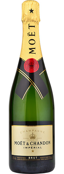 Moet & Chandon Brut NV Champagne 75cl
