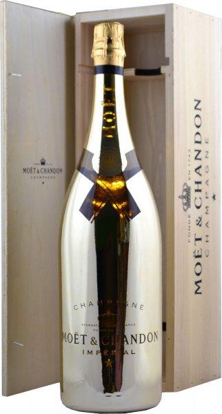 Moet & Chandon Brut NV Champagne Jeroboam (3 litre) - Bright Night Edition