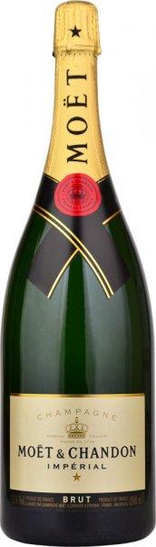Moet & Chandon Brut NV Champagne Magnum (1.5 litre)