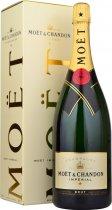 Moet & Chandon Brut NV Champagne Magnum (1.5 litre) in Moet Box
