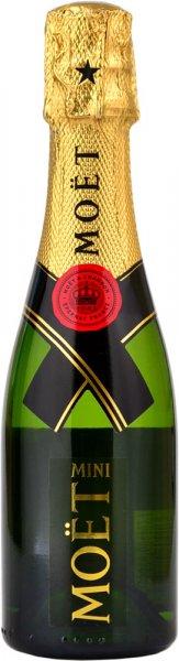 Moet & Chandon Brut NV (Mini Moet) Champagne 20cl